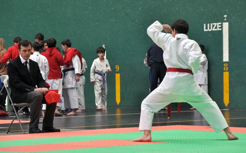 Karate Txapelketa Jostaldi