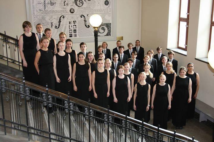 Stockholms Musikgymnasium Chamber Choir