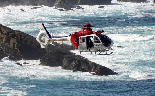 Ertzaintza Helikopteroa