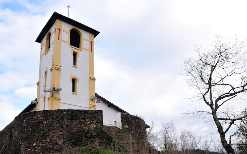 San Martzial ermita