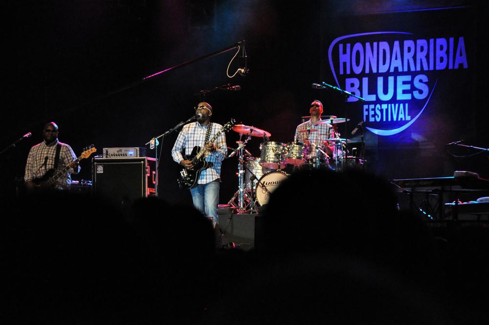 Hondarribia Blues festival Mr. Sipp