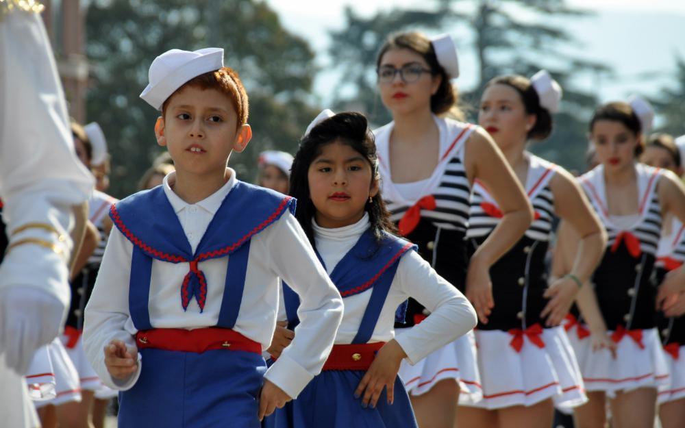 Inauteriak Desfilea 54