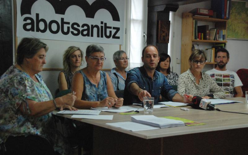 Abotsanitz indarkeria sexista protokoloa