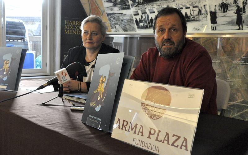 Ezagutu Hondarribia fitxa didaktikoak