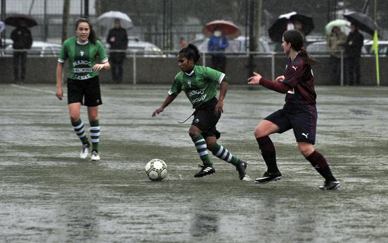 Hondarribiafe-Eibar futbola