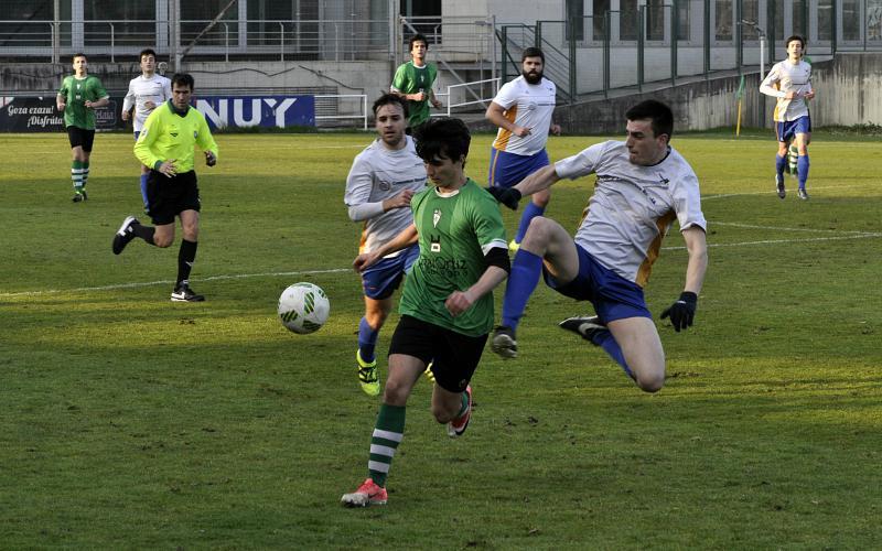Hondarribia FE 3-1 Añorga