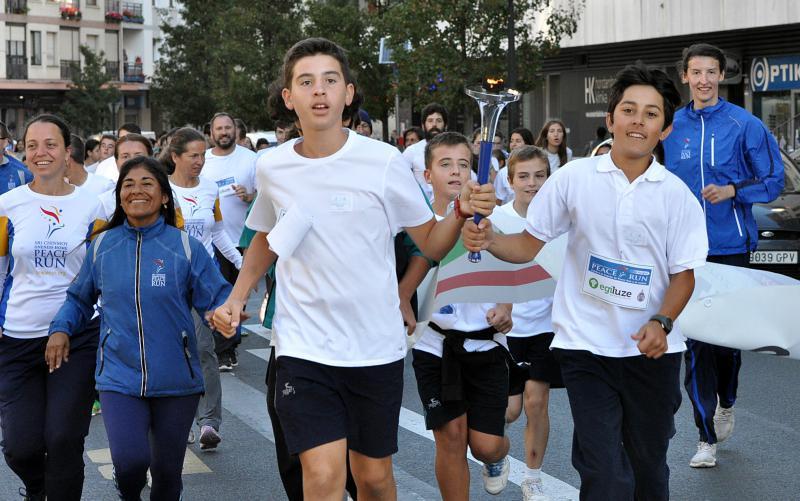Peace Run Egiluze