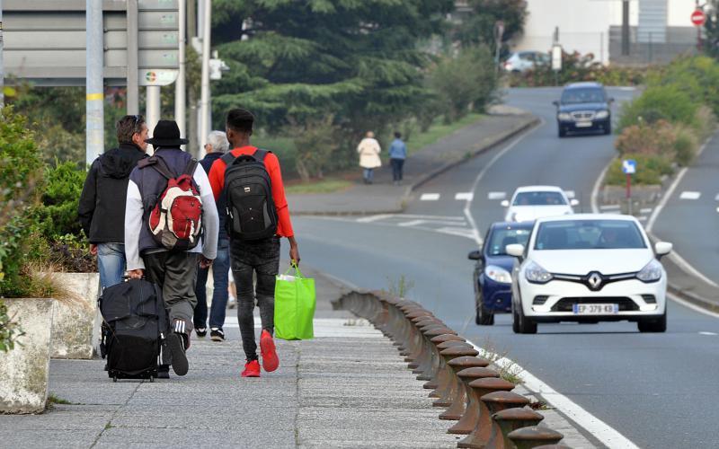 Migratzaileak Hesia