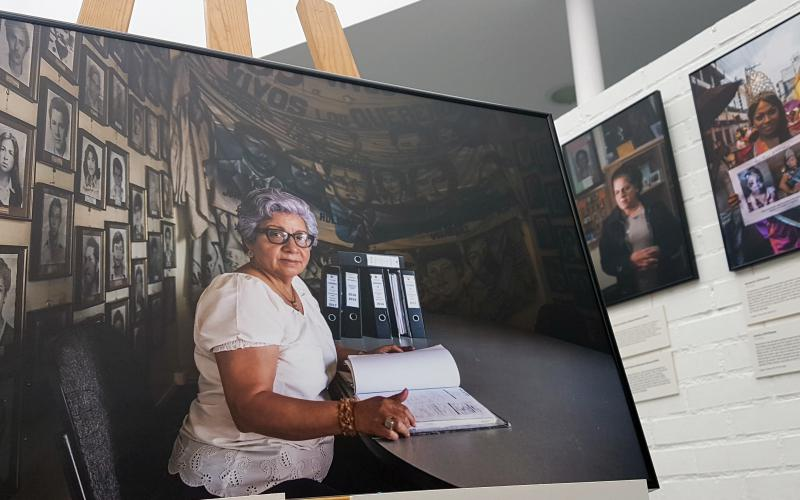 Mujeres centroamericanas