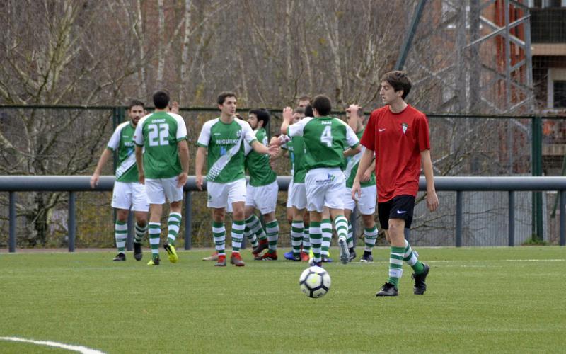 Allerru 2-0 Hondarribia FE
