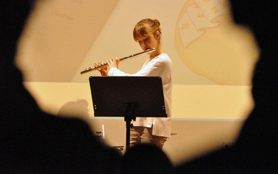 A tempo II Flauta musika eskola