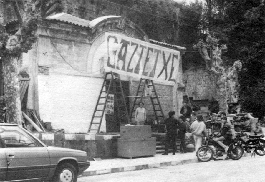 Hondarribiko Gaztetxea