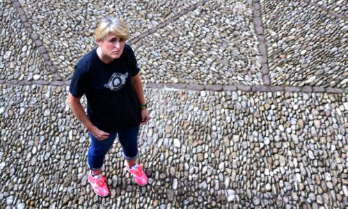 Alazne Alberdi Irungo eta Hondarribiko musika banden zuzendaria