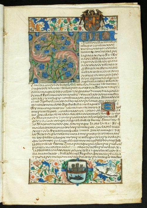 Errege-Erregina katolikoen pergaminoa
