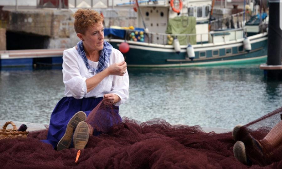Edurne Salaberriak 'emakumea eta itsasoa' solasaldian parte hartuko du, Moby Dick zikloaren barruan