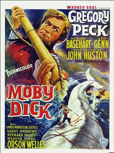 'Moby Dick' filmaren kartela