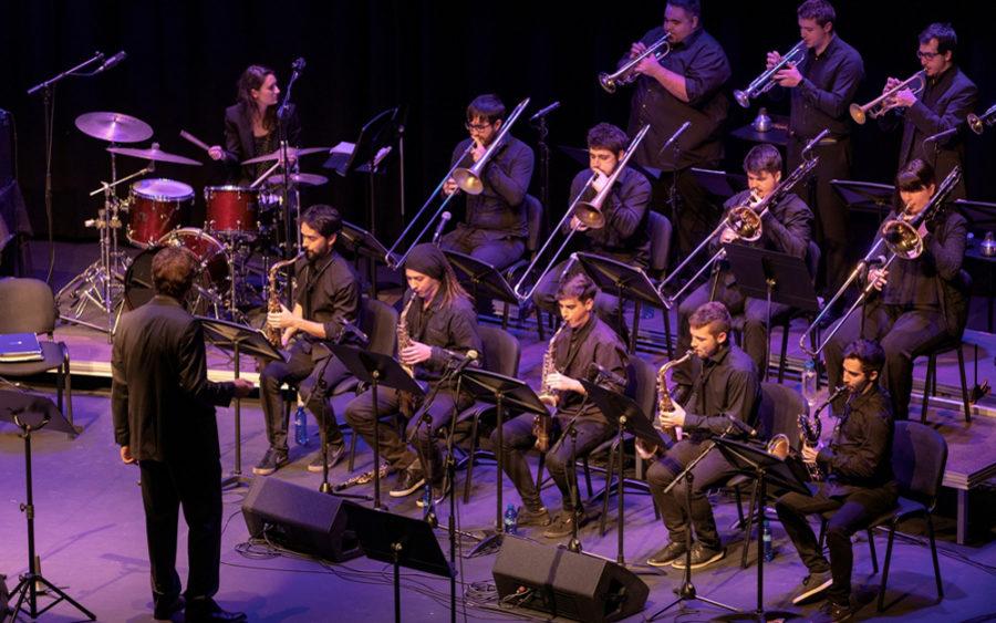 Musikene Big Band orkestra Ed Partykaren zuzendaritzapean emango du kontzertua.