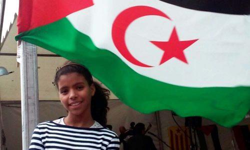 Oporrak Bakean programa: Saharako harrera umea