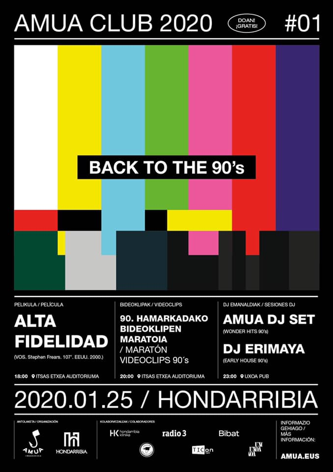 Amua 'Back to the 90s'