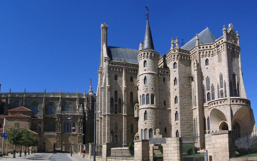 Astorga (Gaztela eta Leon, Espainia) bisitatutako dute jubilatuek datorren hilabetean.