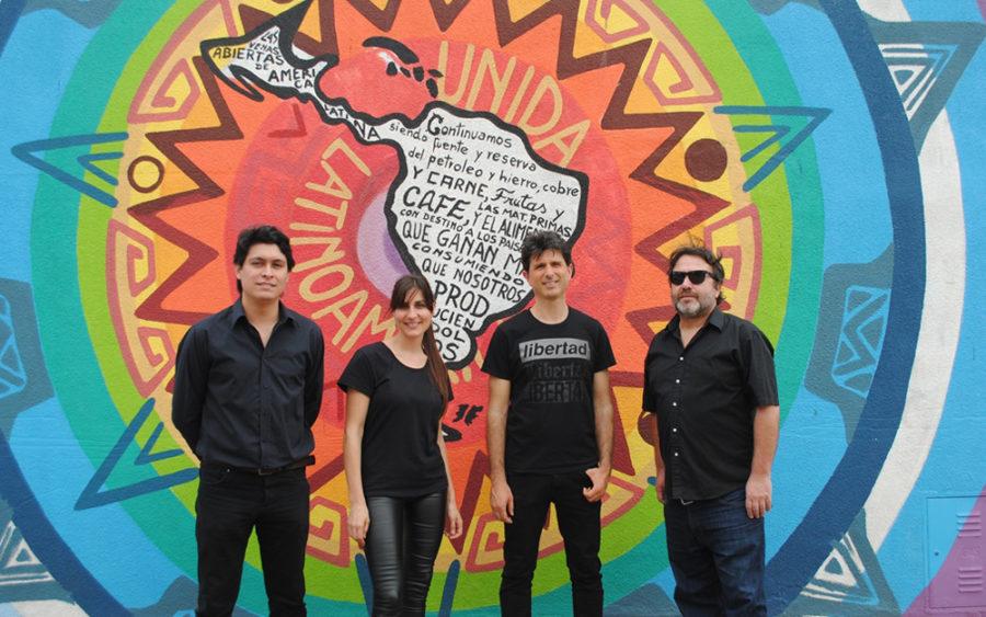 Agrupación Musical Iónica taldeak eskainiko du 'Che América' ikuskizuna.