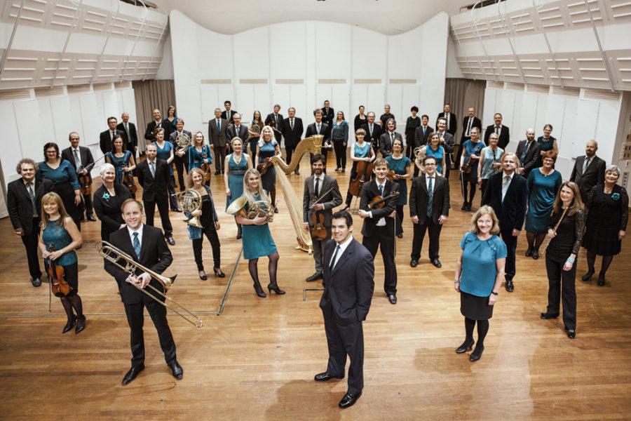 Kursaal Eskura programan parte hartuko du The Norwegian Radio Orchestrak.