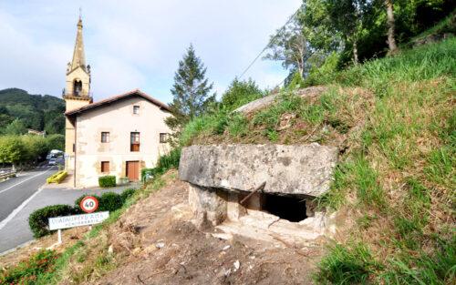 Guadalupe, bunkerrak