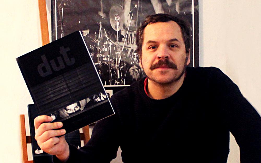 Pablo Salgado 'Dut' liburuaren egilea