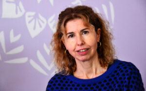 Marina Pintos Bizi Soinu zentroko terapeuta eta irakaslea.