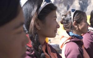 'Chhaupadi' Edurne Pasabanen dokumentalaren irudia.