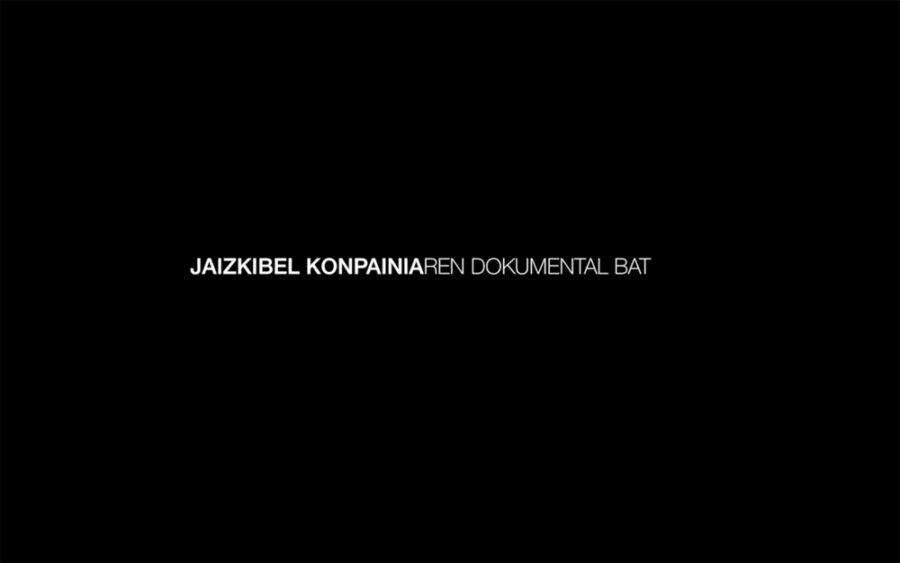 Jaizkibel konpainiaren dokumentala.