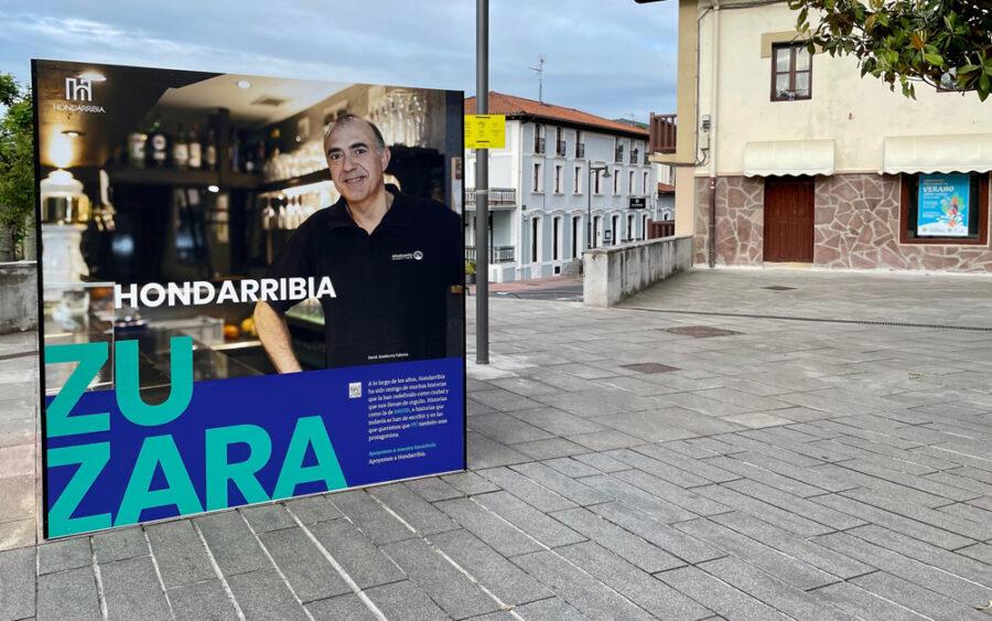 'Hondarribia zu zara'