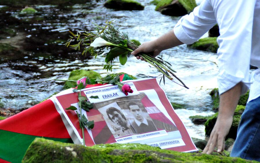 Moriko eta Poeta erail zituztela 47 urte bete ziren atzo.