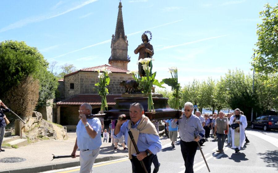 San Isidro eguna Guadalupen.