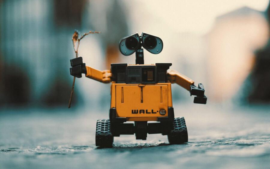 Lego robota