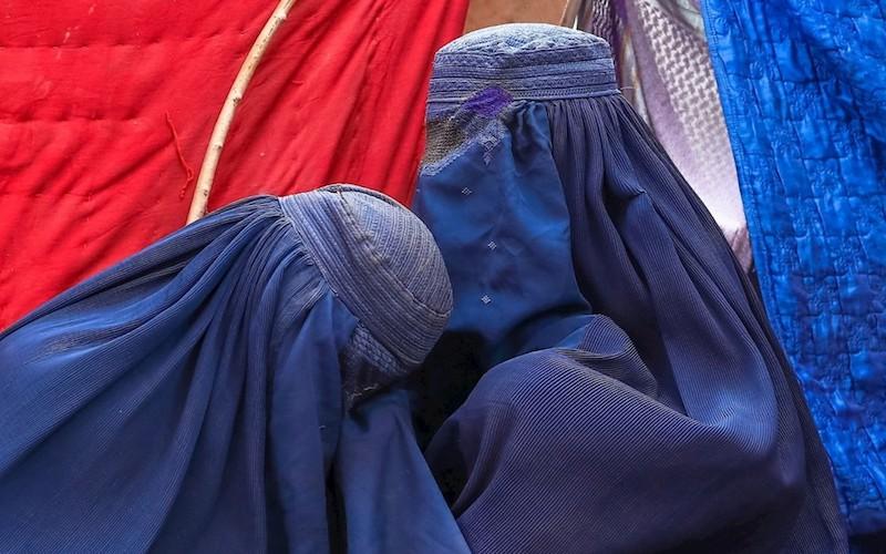 Afganistango emakumeon egoera