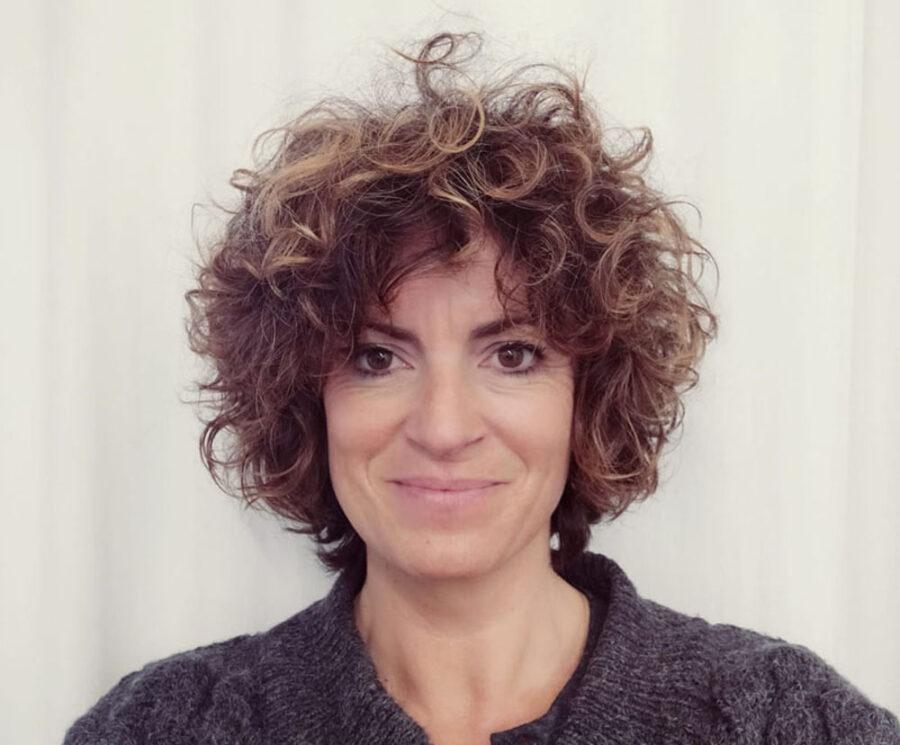 Sonia Herce artxiboko irudi batean.